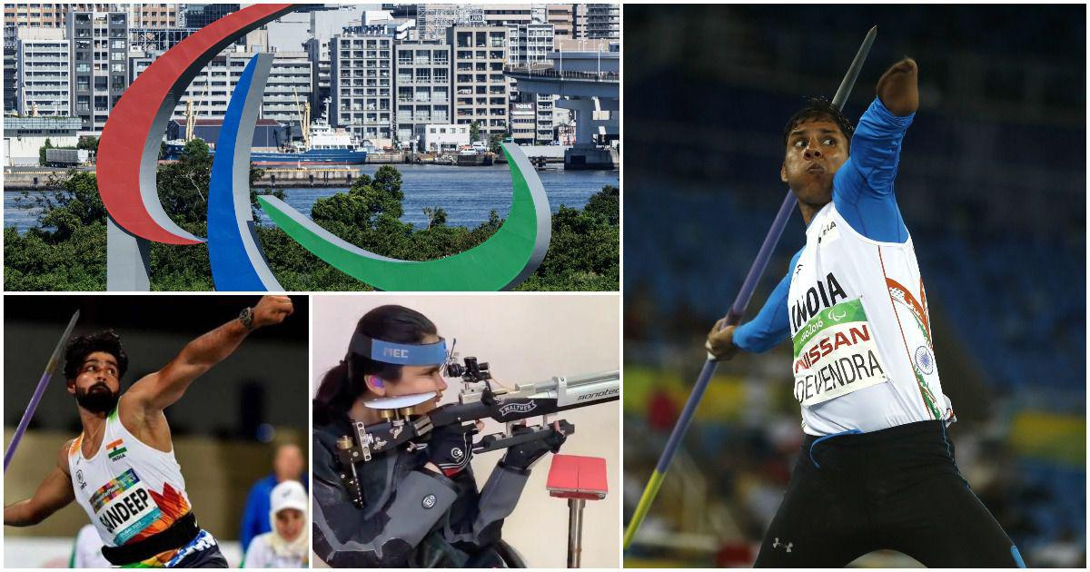 Paralympic Memorable day for India won 4 medals today