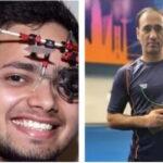 Manish and Singhraj parlympics