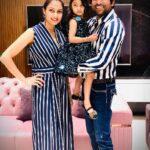 Chandan Prabhakar with His wife