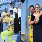 deepak chahar propose his girlfriend
