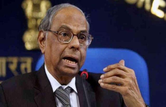 Former RBI Governor C Rangarajan