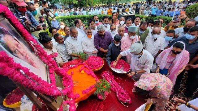 Rajmata Vijayaraje Scindia